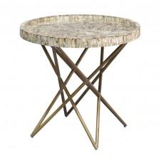 palecek spence shell side table