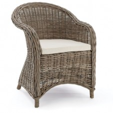 normandy armchair w/ cushion