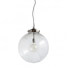 bleeker pendant-silver