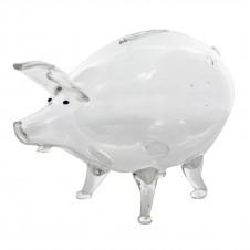 homart glass piggy bank