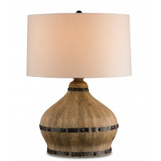 currey & company farmhouse table lamp