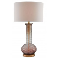 currey & company hobnail table lamp