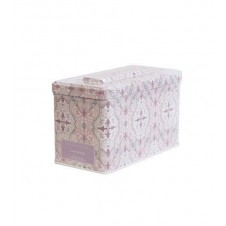 lavender 3 wick printed tin candle