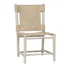 palecek whiskey side chair