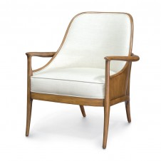 woodland veneer back chair