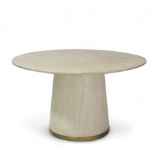 conrad dining table-gold