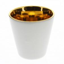 homart raas ceramic votive cup, small