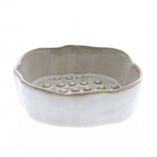 homart bower ceramic soap dish