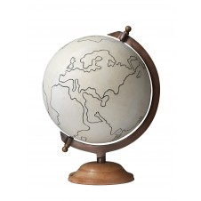 large canvas globe