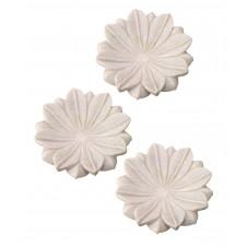 medium lotus plate set