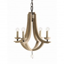 arteriors manning large chandelier