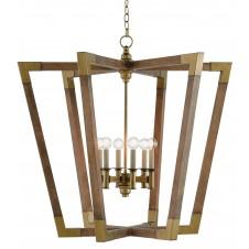 currey & company bastian chandelier