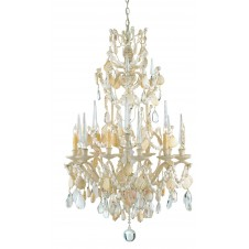 currey & company small buttermere chandelier