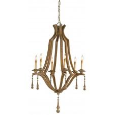 currey & company simplicity chandelier