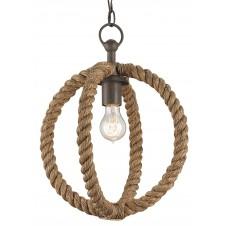 currey & company bowline pendant
