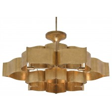 currey & company grand lotus chandelier