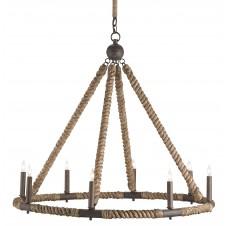currey & company bowline chandelier