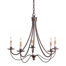 currey & company cascade chandelier