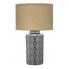 jamie young verona table lamp w/ drum shade