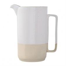ceramic barbara pitcher