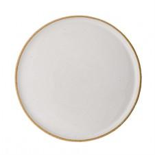"8"" round ceramic barbara plate"