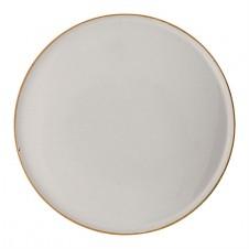 "11.75"" round ceramic barbara plate"