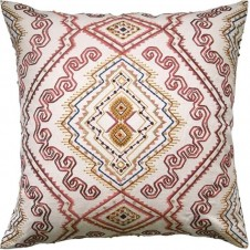 abyssinia red pillow