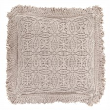 pine cone hill anka fossil decorative pillow