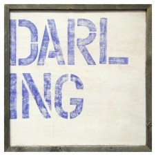 darling art print