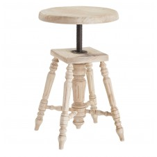 cottage adjustable height stool
