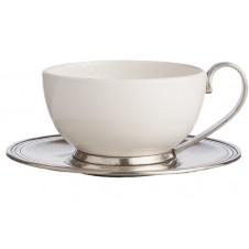 arte italica cup & saucer