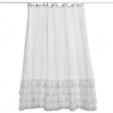 pom pom at home audrey shower curtain