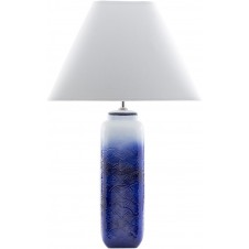 surya azul table lamp, 27""