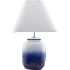surya azul table lamp, 18""