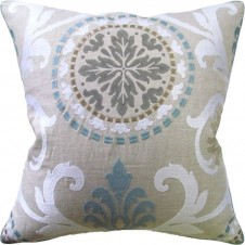 banyan aqua pillow