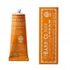 barr-co. hand & body cream blood orange amber