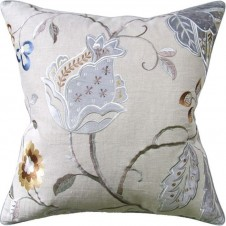 cally aqua pillow