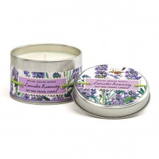 michel design works lavender rosemary travel candle tin