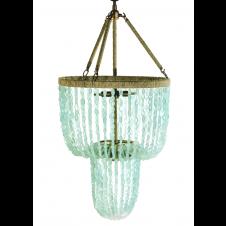 ro sham beaux carmen chandelier
