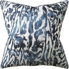 catsburg indigo pillow