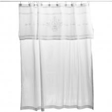 pom pom at home classica shower curtain