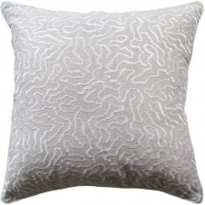 corallina greige pillow