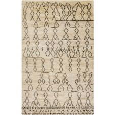 surya casablanca mocha area rug