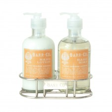 barr-co. hand & body duo in blood orange amber