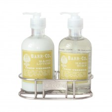 barr-co. hand & body duo in lemon verbena