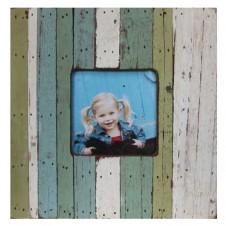 blue liner boatwood frame