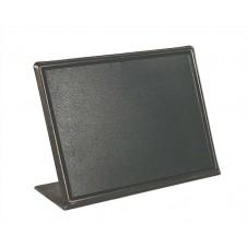 metal chalkboard w/ easel
