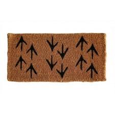 bird foot doormat