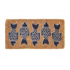 fish doormat