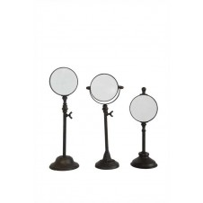 standing magnifying glass